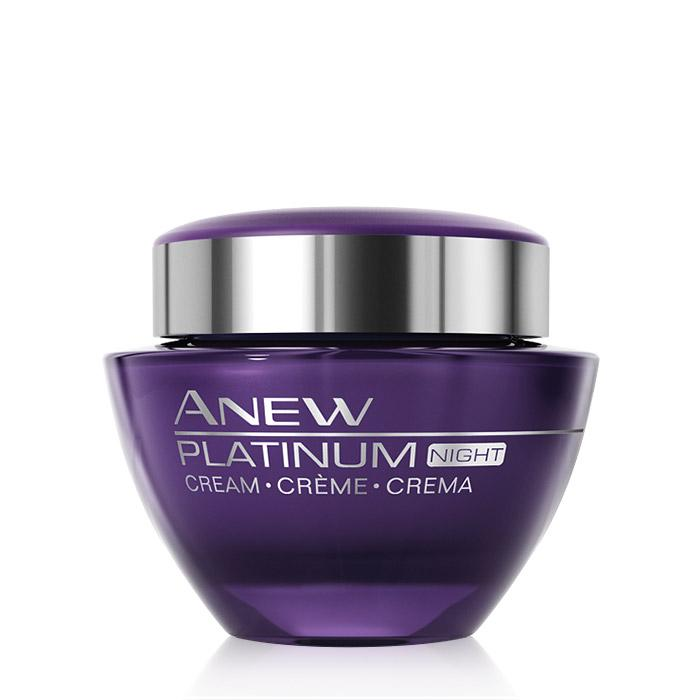 Anew Platinum Night Cream